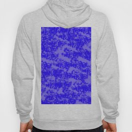 Blue Abstract Hoody