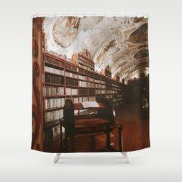 Strahov Monastery, Prague Shower Curtain