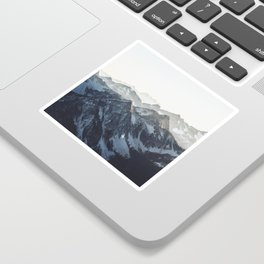 Mountain Mood Sticker