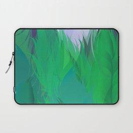 After The Rain Emerald Green Laptop Sleeve
