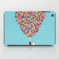 pixar iPad Cases featuring Up by LOVEMI DESIGN