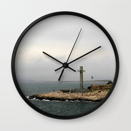 Piraeus III Wall Clock