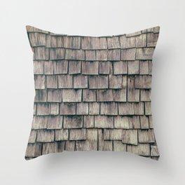 SHELTER / 3 Throw Pillow