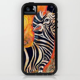 Color Stripes iPhone Case