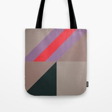 Modernist Geometric Graphic Art Tote Bag
