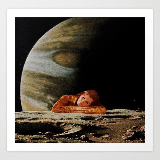 The Home Planet Art Print