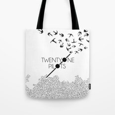 And So Are You Tote Bag
