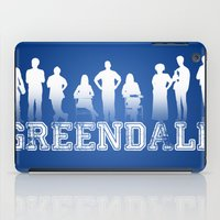community iPad Cases featuring Community - Greendale Community College by Jackdoc