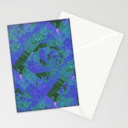 Random 3D No. 215 Stationery Cards
