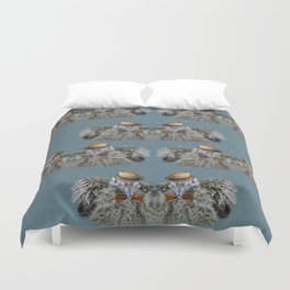 Baby Bird With Style Duvet Cover