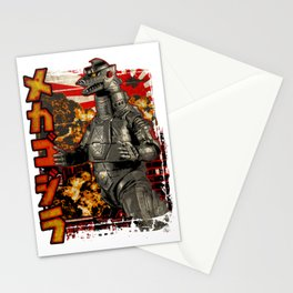 Robot King Pop Stationery Cards