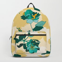 Roses old Style Backpack