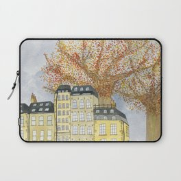 Where Do You Live Laptop Sleeve
