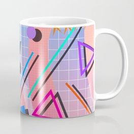 80s pop retro 2 Memphis Coffee Mug