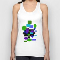 community Tank Tops featuring Community by lillianhibiscus
