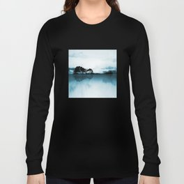 Nature Guitar Blues Long Sleeve T-shirt