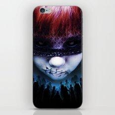 Leave A Scar iPhone & iPod Skin