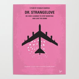No025 My Dr Strangelove MMP Poster