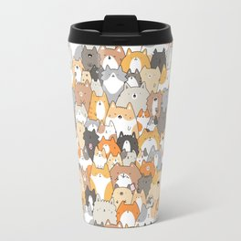 Cats, Kitties and a Spy Travel Mug