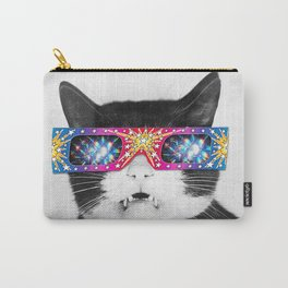 Laser Cat Carry-All Pouch