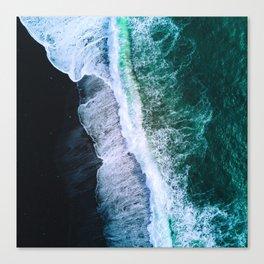 Sea 6 Canvas Print