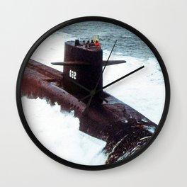 USS VON STEUBEN (SSBN-632) Wall Clock