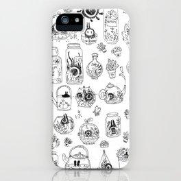Terrariums iPhone Case