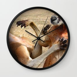 Relationships are difficult Wall Clock