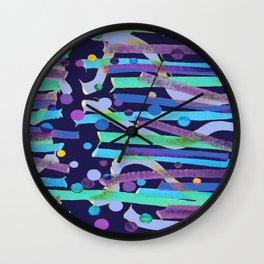 Aquatique Wall Clock