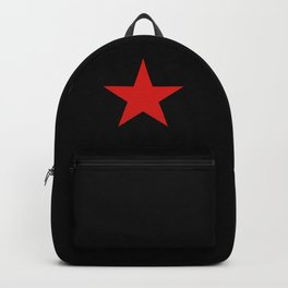 Red Star Backpack