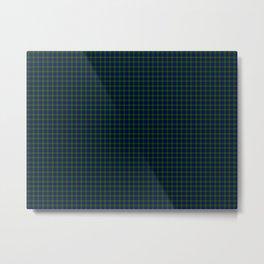 Murray Tartan Metal Print