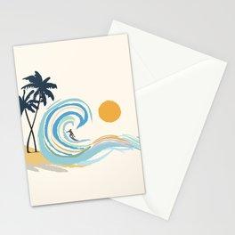 Minimalistic Summer II Stationery Cards