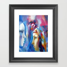 Ruben7 Framed Art Print