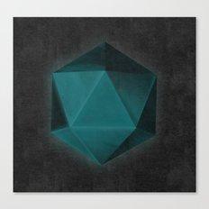 spatial geometry Canvas Print