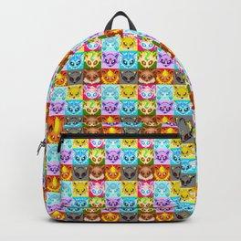Eeveelutions Quilt Backpack