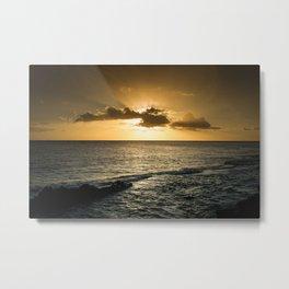 Ko'olina Sunset 2 Metal Print