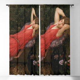 Ariadne, John William Waterhouse Blackout Curtain