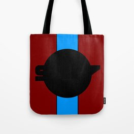 917 Gulf Racing Design Tote Bag