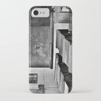 old school iPhone & iPod Cases featuring Old School by SilverSatellite