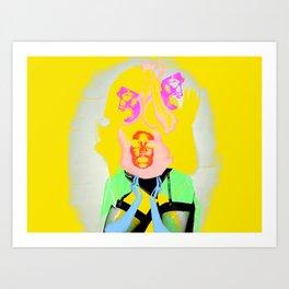 Jess Impiazzi Art Print