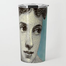 Seductress Blue Travel Mug
