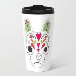 Devereux Sugar Skull Travel Mug