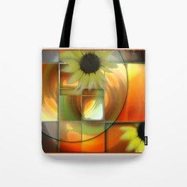 Sun Dress Tote Bag