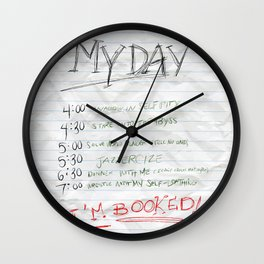 funny jim carrey.. how the grinch stole christmas.. schedule..  Wall Clock
