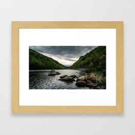 Adirondacks - Cascade Lake Framed Art Print