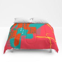 City Hussle Comforters