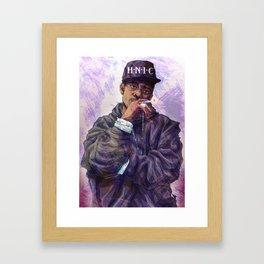 RIP Framed Art Print
