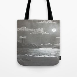 Quiet Night Tote Bag