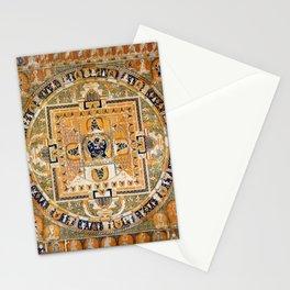 Buddhist Mandala 42 Vajrabhairava Stationery Cards