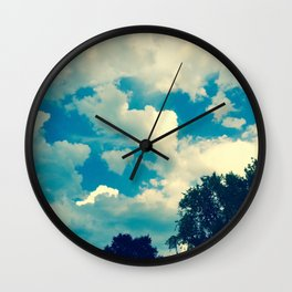 New Day Photography Wall Clock